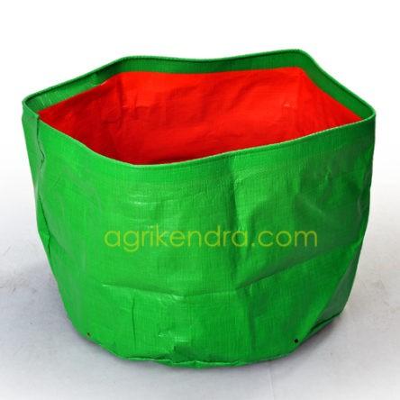 HDPE grow bag 15 x 24
