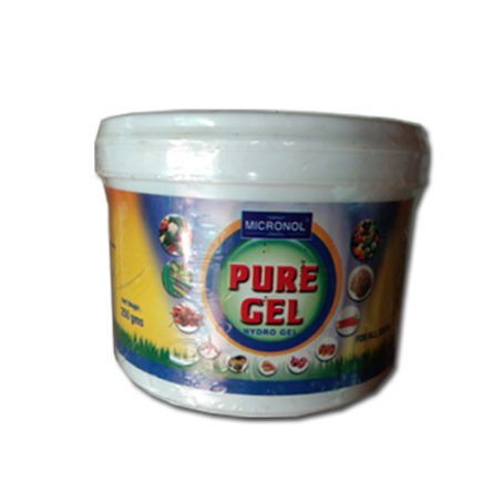 Pure Gel- Water retention gel for plants -250ml