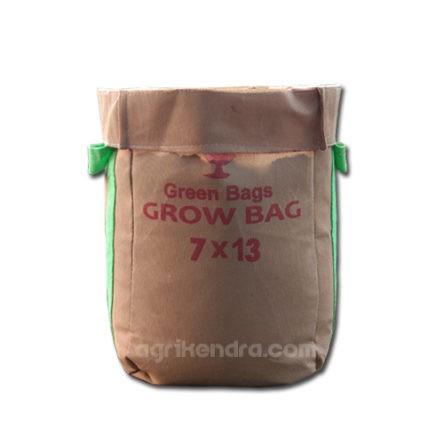 Non Woven Grow bag 7×13 Inches