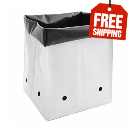 Grow Bags 40x24x24 cms – Pack Of 20 Free Shipping