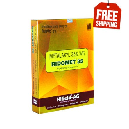 Ridomet (Metalaxyl 35% WS)- Organic Fungicide 250gm