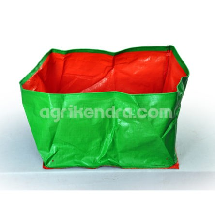 HDPE Rectangular Grow Bag 18 x 18 x 6