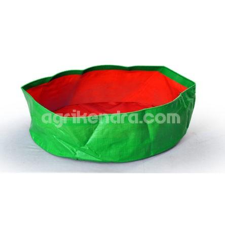 HDPE grow bag 18 x 6