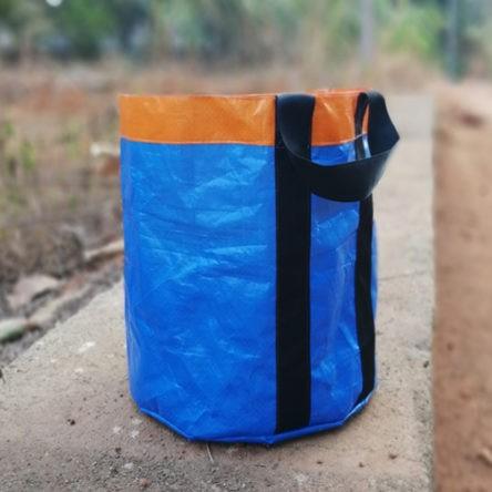 HDPE grow bag 9×12