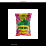 Kavery Neem Cake (Organic Fertilizer)- 1 Kg